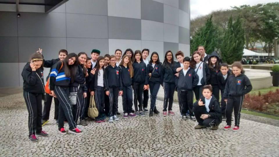 Visita à FTD Digital Arena em Curitiba