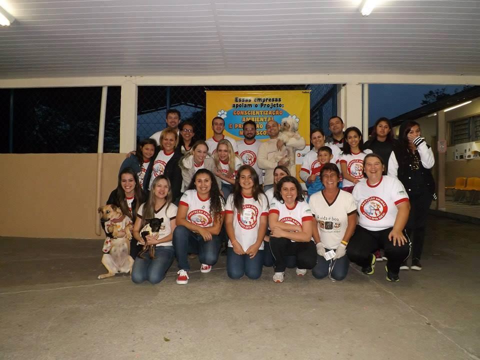 8° Feira de Adoção – Amigos Protetores de Paranaguá