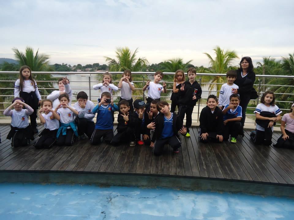 Visita ao Aquário de Paranaguá
