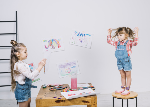 Filhos entediados em casa? Realize estas atividades divertidas