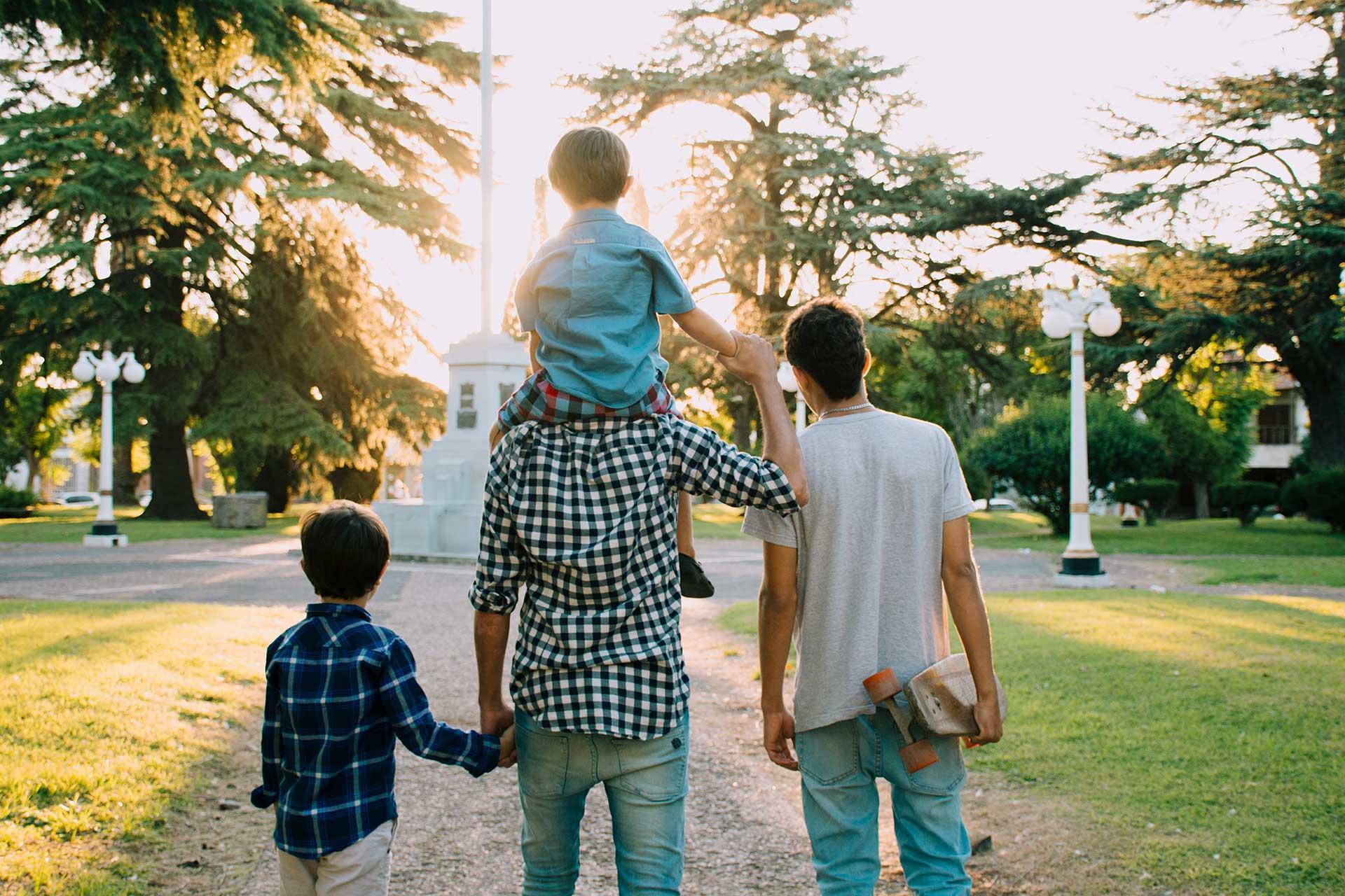 Vejamos nossos filhos como realmente são, e não como gostaríamos que fossem