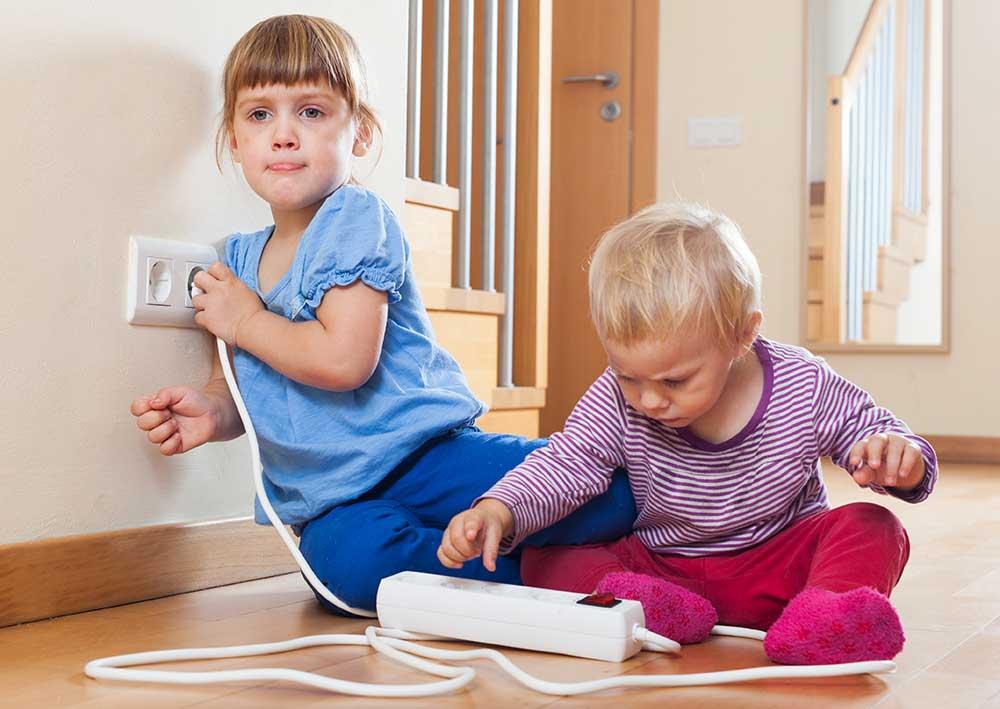 Como ter uma casa segura para crianças?