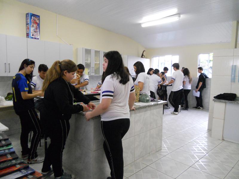Fotos da XVII Expocemd Oficina de Conhecimentos