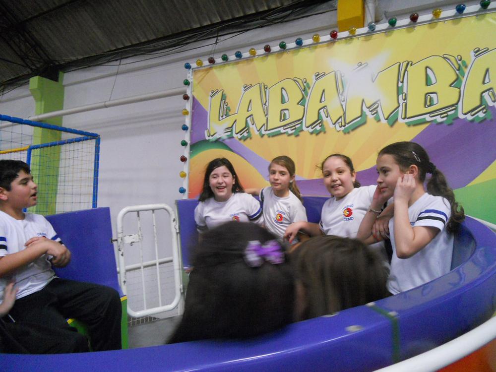 Dia da Criança no Kinder Park