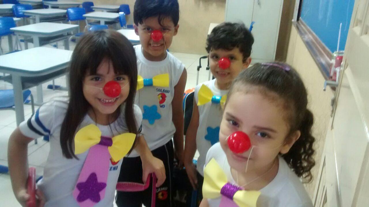 Dia do Circo também é comemorado