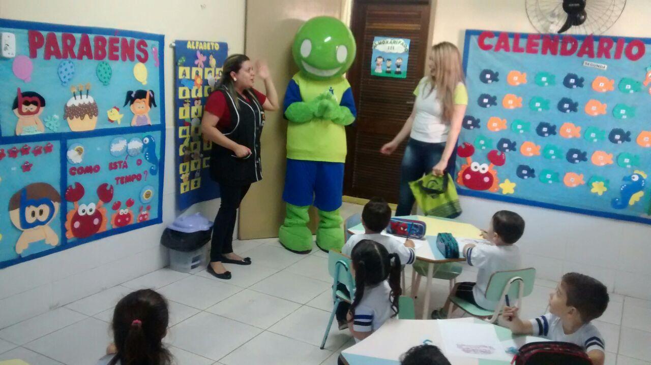 Colégio Cemd mantém parceria com a inFlux English School